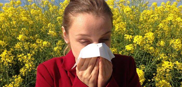 Alergie dokáží pěkně potrápit
