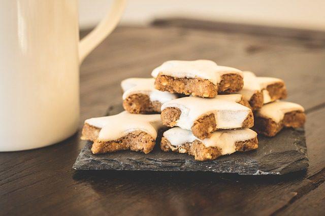 Zázvorové sušenky jsou nejen chutné, ale i zdravé.