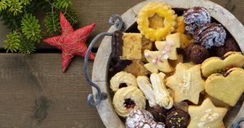 Mlsat cukroví na Vánoce můžete i zdravě.