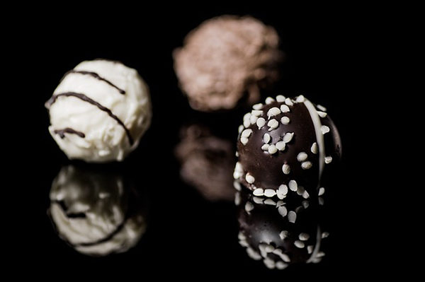 Po čokoládových lanýžích se jen zapráší.