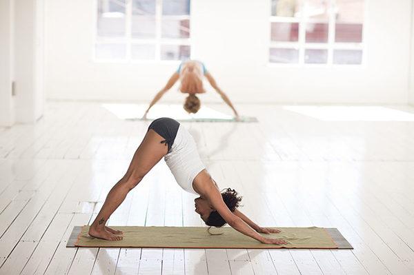 S cvičením vám mohou pomoci i aplikace na smartphone.