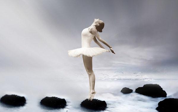 Při cvičení baletu se nádherně odreagujete od všedních starostí.