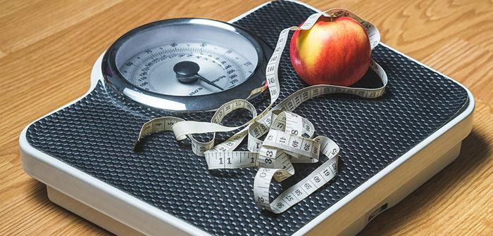 Mezi tradiční předsevzetí patří shodit váhu.