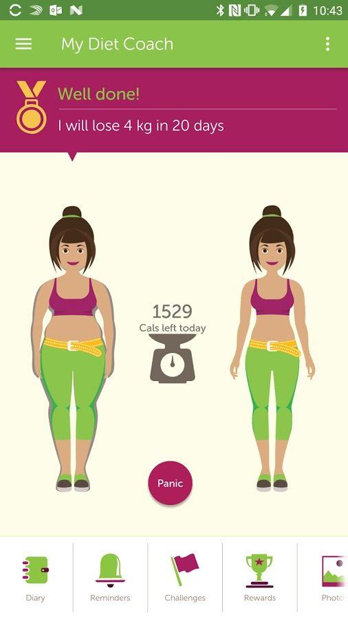 S touto aplikací už nebude mít problém s motivací při hubnutí.