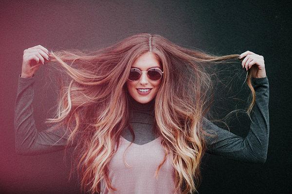 Dostatek zinku znamená zdravé a pevné vlasy.