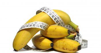 banány a hubnutí
