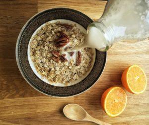 Mandlové mléko můžete použít ve slané i sladké kuchyni