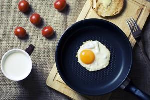 vejce mléko laktoovovegetariánství