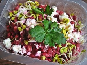 řepný salát
