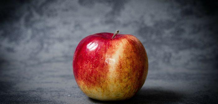 cervene jablko
