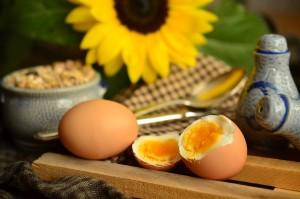 vejce na tvrdo