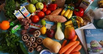 veganské potraviny