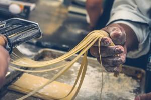 domácí výroba těstovin