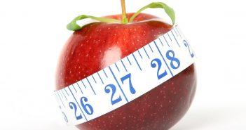 hubnutí jablko