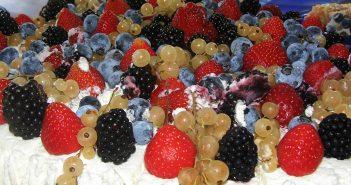 jogurtový koláč