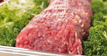 mlete hovezi maso
