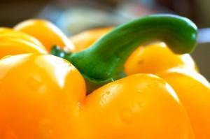 žlutá paprika