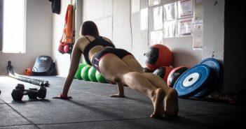 S cvičením to nepřehánějte; mohlo by se vám to vymstít.