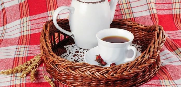 Při střevní chřipce začněte s čajem