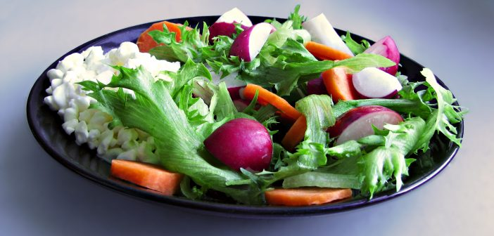 zeleninovy salat